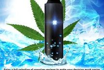 """Marijuana Vaporizers / Marijuana Vaporizers provide a healthier option for inhaling Marijuana. The plant is not burnt it is heated then the vapors are inhaled! This process avoids harmful toxins being """"smoked"""" into your body! www.marijuana-vaporizers.net has more information and help in purchasing one of these! / by Marijuana Vaporizers"""