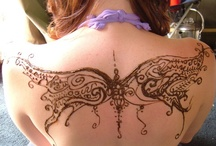 Henna / Designs for Clients to choose ideas from…
