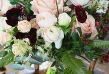 Beautiful bouquets / Simple stunning bridal bouquets