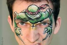 Face and Body Art Ideas