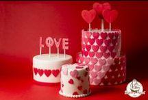 San Valentino / Le nostre torte di San Valentino!