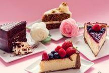 Cakes / Le tipiche torte della tradizione americana just baked every day.