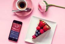 Take a (sweet) break! / Concediti un momento di pausa, dallo studio o dal lavoro. Il nostro menù prevede una selezione di ben 15 tè, infusi e tisane da accompagnare con i nostri dolci per rendere la merenda ancora più gustosa!