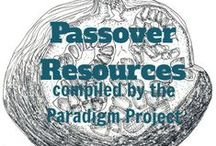 Passover for young children and families