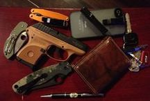 Every Day Carry / items other than the gun you carry every day.