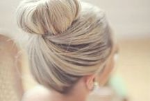 STYLES WE LOVE | Updo's
