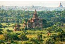 Rejser til Burma / Intet andet sted i Sydøstasien byder på en så unik mængde af indtryk som Burma. Et land præget af stor skønhed og meget smerte. Nyhavn Rejsers rejser til Burma åbner for et møde med navnkundige byer, store seværdigheder og en kulturel palette, der vil overgå enhver forventning.
