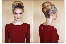 HOLIDAY HAIR / Holiday Hair Inspirations