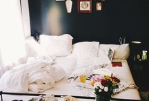 Room / Bedrooms, decor and fairy lights