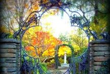 Zahradní brány a branky