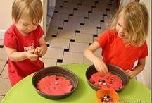Montessori výuka a aktivity pro děti