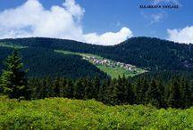 Giresun Yavuzkemal Kulakkaya Yaylası / Giresun Kulakkaya Yaylası Yüksek Çözünürlükte Fotoğrafları