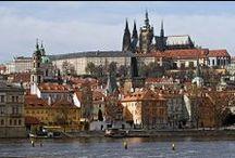 PRAHA-PRAGUE / Hlavní město Czech republic