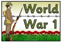 World War One Resources
