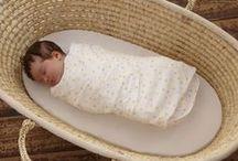 Otulacze dla niemowląt / Otulacz umożliwia proste i szybkie opatulenie dziecka zapewniając mu ciepłą i komfortową noc.