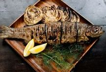 Fresh Water Fish / Some fresh ways to cook the fish found in our own lakes and streams! / by Memphis Wood Fire Grills