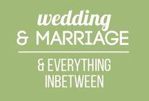 Wedding & Marriage / wedding, marriage, wedding planning, wedding dresses, wedding decorations, wedding inspiration, wedding ideas