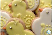 Sugar Happy Cookies: Spring