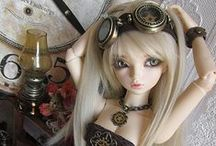 Valley of the Dolls, a BJD board