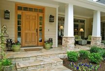 Porches, Decks And Patios