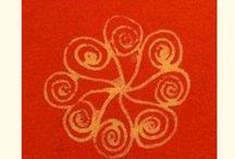 tuto javel ou bleach stamp / petit tuto avec les tampons article de 2007 sur le blog de la compagnie