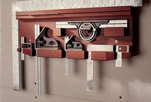 Woodworking: Storage, Benches And Clamping