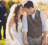 Our Wedding - Photo Shot List / Wedding photography inspiration for our 2017 wedding! Bookish, outdoorsy, and low-key.