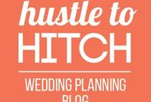 Hustle to Hitch Blog / Hustle to Hitch wedding planning blog board, dedicated to sharing tools, tips, and general advice on how to plan your own wedding without losing your damn mind. hustletohitch.com  |  wedding planning, wedding budget, wedding timeline, wedding checklist