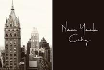 New-York New-York (ou USA) / by Mathilde Bouhier