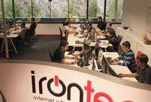 Somos Irontec / Una consultoría de Nuevas Tecnologías sobre Software Libre: Sistemas, Desarrollo, VoIP, Negocio en Internet, Formación especializada... y muchos proyectos tecnológicos divertidos