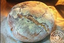 Pane di semola / Ricette con lievito di birra e lievito naturale