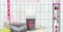 DIY Candle Design & Lights