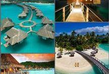 Bora Bora - Honeymoon  / by Tina Faust