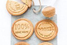 cookies ... kekse ... plätzchen / kekse ... gebäck ... kleingebäck ... plätzchen ... backen ... essen