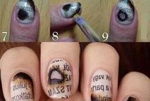 nechciky / nails