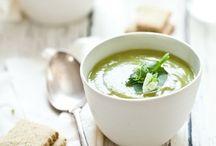 soup... suppe / suppen ... zuppe ... vorspeise ... kochen