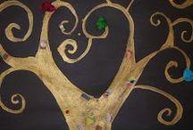 Kunst - Ideen: Gustav Klimt