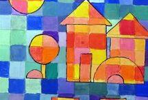 Kunst - Ideen : Paul Klee