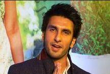 Ranveer Singh / Ranveer Singh's latest news, gossips, pictures, photos, videos, and interviews.