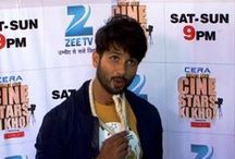Shahid Kapoor / Shahid Kapoor's latest news, gossips, pictures, photos, videos, and interviews.