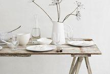 table setting... tischdeko / Inspirationen für Tischdekoration... der schön gedeckte Tisch