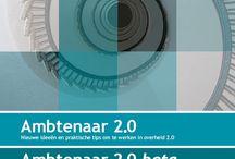 Ambtenaar 2.0 - Civil Servant 2.0 - Government 2.0 / Ambtenaar 2.0 is een netwerk van mensen binnen en buiten de overheid die samen werken aan overheid 2.0 http://ambtenaar20.ning.com/  -  @ambtenaar20 - http://ambtenaar20.pleio.nl/