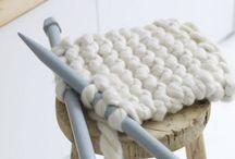 knit & crochet... stricken & häkeln / häkeln ... stricken ... knit ... crochet ... handarbeit ... wolle ... DIY ...