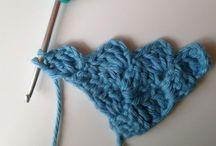 Crochet  / Hækling