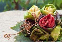 Byliny, květiny - jejich využití