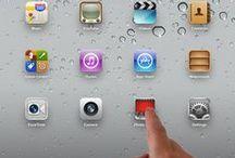 Learning guide - iPad en iPhone / In deze Learning guide maak je kennis met de wereld van iPads en iPhones. Programma's (apps) en handelingen zijn anders dan je misschien gewend bent, maar het zijn wel heel gebruikersvriendelijke apparaten.  Vragen of hulp nodig? Er zijn verschillende netwerken van iPad- en iPhonegebruikers, bereikbaar oa via Yammer EZ (collega's), Google+ of @Annemarijs
