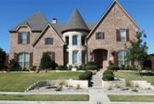 Homes for Sale in Frisco Texas / Residential Real Estate for sale in Frisco Texas ~ www.RaiseyRealEstate.com