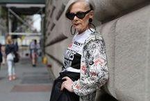 Senior Fashion / 50+ and fabulous