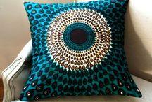 African Beats @ Home / Amazing african fabrics. Fabulouz!
