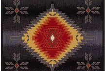 Déco: rugs, pillows & textiles / Tous les textiles de la maison